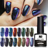 NEE JOLIE 8ml Chameleon UV Gel Nail Polish Glitter Sequins Soak Off Nail Varnish