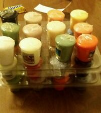 Yankee Candle Votive Candles Size Set of 12 Multi Assorted Fragrances