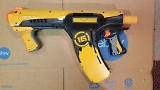 NERF Dart Tag Quick 16 Self Contained Clip Dart Gun Blaster Hasbro 2010 Used