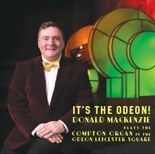 It's The Odeon : Donald MacKenzie CD Odeon Leicester Square Compton Organ