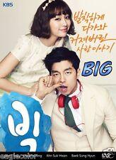 Big Korean Drama (4DVDs) Excellent English & Quality - Box Set