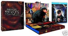 Fantastic Beasts and Where to Find Them (Blu-ray 3D)~~~POP-UP SLIPCOVER~~~NEW
