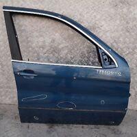 BMW X5 SERIES 1 E53 Door Front Right O/S Topasblau Blue Blau Metallic - 364