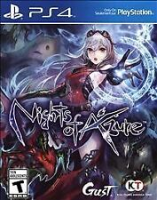 Nights of Azure (Sony PlayStation 4, 2016)