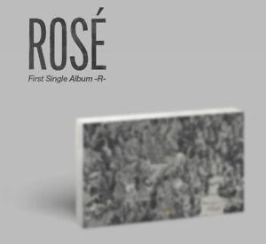 BLACKPINK ROSE - Rosé First Single Album -R- NEW/SEALED +Bonus Photo Card