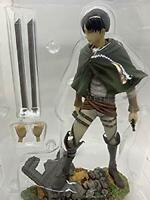 Attack on Titan 1/8 Levi Painted Figure Sentinel Japan used