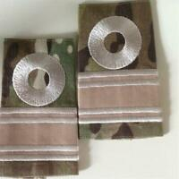 COMMODORE  RANK SLIDE EPAULETTES  - ROYAL NAVY MTP Multicam