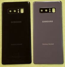 OEM Samsung Original Battery Glass Back Door Cover For Galaxy Note 8 N950 Colors