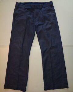 """G-Star Preston purple trousers jeans Waist 38"""" x Leg 33"""" mens. slight flare"""