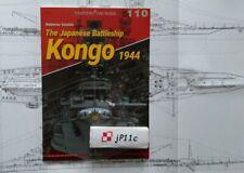 The Japanese Battleship Kongo 1944 - TopDrawings, KAGERO *N*E*W*