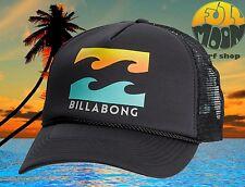 New Billabong Podium Mens Ocean Sunset Trucker Snapback Cap Hat