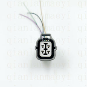 Oxygen Sensor Female Wiring Harness Pigtail 4-way For Honda Civic Integra Accord