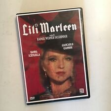 LILI MARLEEN RARO DVD ITALIA ONE MOVIE - FASSBINDER SCHYGULLA GIANNINI