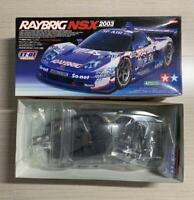 TAMIYA RAYBRIG NSX2003 TT-01 1/10th SCALE R/C 4WD HIGH PERFORMANCE RACING CAR