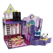 NEW! Monster High School Playset - Discontinued RARE & HTF!