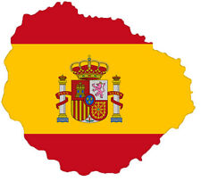 "Auto Aufkleber ""La Gomera"" Spanien Spain Decal Sticker!"