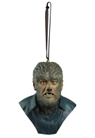 Wolfman Universal Monsters Holiday Horrors Ornament Trick or Treat Studios