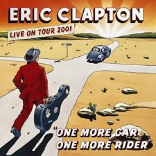ERIC CLAPTON - ONE MORE CAR ONE MORE RIDER - CD ALBUM our ref 1706