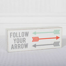 Personalized Post Office Directional Arrow Destination Sign ENSA1001732