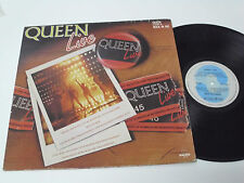 QUEEN Live - 1985 BRAZIL LP - UNIQUE album - UNIQUE sleeve - VERY RARE