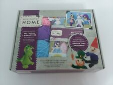 Huntington Home Crochet Kit To Make 8 Mythical Characters For Beginners