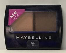 Maybelline Expert Eyes Hypoallergenic Eye Shadow Duo CABLE KNIT 0.12 oz / 3.4 g