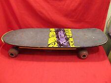 Vintage Valterra BACK to the FUTURE Skateboard