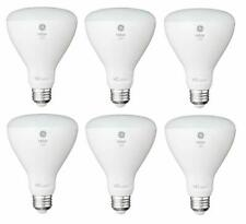 GE Relax 6-Pack 65 W Equivalent Dimmable Soft White Br30 LED Light Fixture