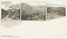 Manitou CO * Carson-Harper Rocky Mt Series #2 * 1898 PMC