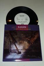 "SAXON - I Can't Wait Anymore - 1988 UK 7"""