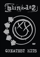 Greatest Hits [Video] by blink-182 (DVD, Oct-2005, Geffen)