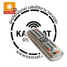 Pilot Echostar DSB 7400 DVR747 Cyfrowy Polsat Oryginalny Remote Control