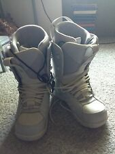 Snowboard Boots, Women's size 9