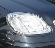 MERCEDES SLK R170 Chrome Phare trim 1996 à 2004