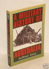 Book A Military History of Australia by Jeffrey Grey pb 2000 1st Revised Ed