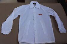Rare Vintage RCA Records Employee Nipper Gramophone Long Sleeve Shirt Victor