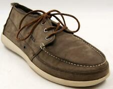 Crocs Walu Chukka Boot Men's Lace Up Brown Shoes Sz 11 M Gently Used.