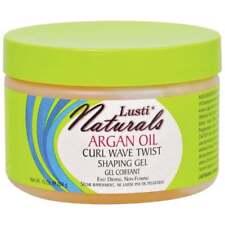 Control frizzy fly Lusti Naturals Argan Oil Curl Wave Twist Shaping Gel 10 oz.