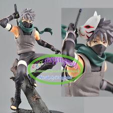 GEM Series Naruto Shippuden Kakashi Hatake Anbu ver. PVC Figure 24cm no box New