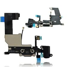 For iPhone 5 Dock Connector Charging Port Audio Jack Mic & Antenna Replacement