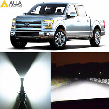 H13 LED Headlights Hi/Lo Beam 8000LM 6500K 9008 Bulbs for 2004~2014 Ford F150
