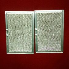 (2 PACK) Multiple GREASE MICROWAVE OVEN FILTERS