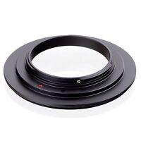 Lens Mount Reverse Macro Adapter Ring 72mm for Canon EOS DSLR Camera