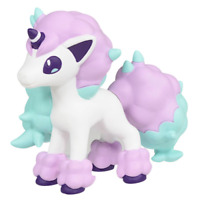 "Pokemon Figure Moncolle ""Galarian Ponyta"" Japan"