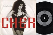"CHER Could've Been You 7"" VINYL"