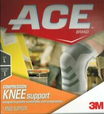 ACE COMPRESSION KNEE SUPPORT - LARGE - Support Level 1