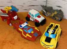 Transformers Rescue Bots Lot