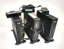More details for x3 (three) of dell/wyse zx0 thin client terminals amd dual core g-t56n 8gb/4gb