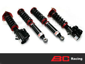 BC Racing Coilover Suspension Kit - Audi A4/A5 B8 2WD/AWD (07+)