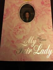 Nib Barbie® Doll as Eliza Doolittle from My Fair Lady™ as the Flower Girl New